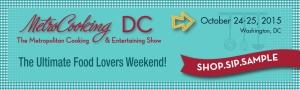 Metro Cooking DC 2015 banner